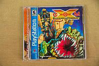 Диск для Sony Playstation, игра X-COM