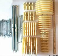 Универсальный набор оправок для ремонта электродвигателей