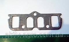 Прокладка газопровода ГАЗ-51 средняя