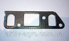 Прокладка газопровода ГАЗ-51 крайняя