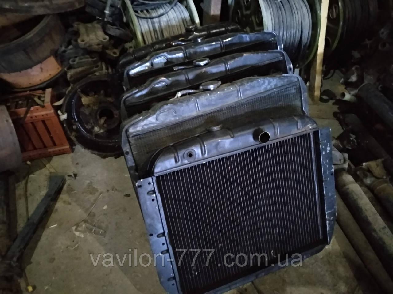 Радиатор МАЗ-5334