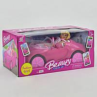 Кукла с машиной LF 04