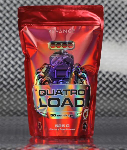 Revange Nutrition Quatro Load 525g