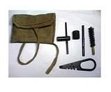 Принадлежности оригинальные для чистки винтовки и карабина Мосина (оригинал СССР), фото 2