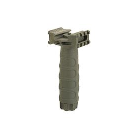 Ручка переноса огня с RIS планкой - олива [G&G Armament]