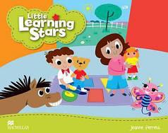 Little Learning Stars Pupil's Book Pack (Підручник і робочий зошит)