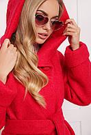 Пальто женское шерстяное П-304-100