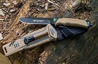 Нож для выживания  Ganzo G8012-DY, фото 1