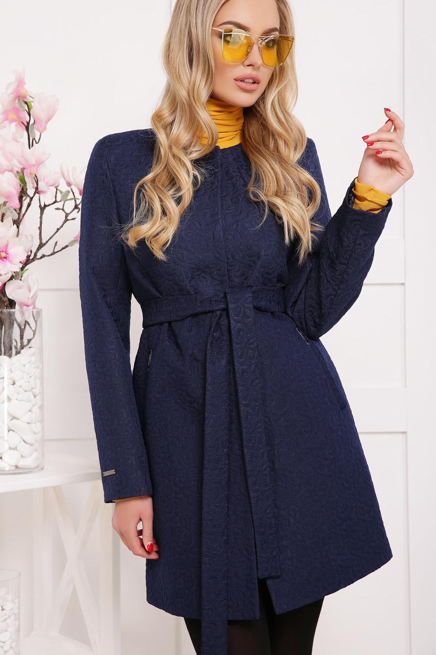 Весняне коротке пальто з принтом квіти - «Чарівна Пані» — магазин стильного  жіночого одягу f1bca6ca790a7