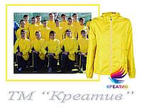 ОПТОМ Спортивные ветровки  под заказ (от 50 шт.)