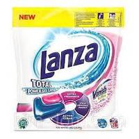 Капсулы для стирки цветного и белого белья Lanza Total Power gel caps 28 шт