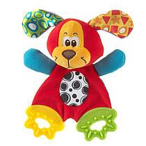 Мягкая игрушка-прорезыватель