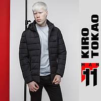 11 Киро Токао | Куртка весна-осень японская мужская 4726 черный