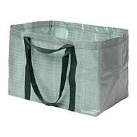 YPPERLIG, сумка большая, бледно-зеленая