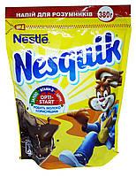Какао Nestle Nesquik с витаминно-минеральным комплексом OPTI-START 380 г