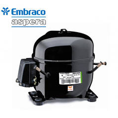 Компрессор EMT2125GK Qо=351 Вт; при Tо=-23,3°C объем цилиндра 5,96 см³