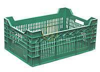 Пластиковые ящики вторичные 600х400х260/220