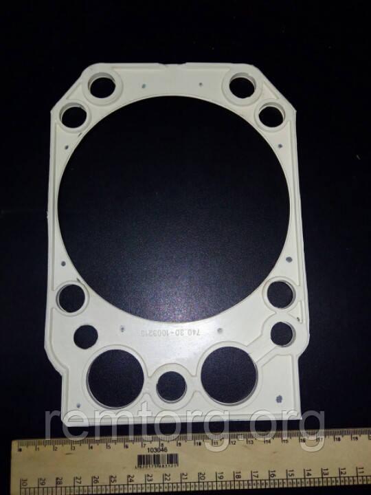 Прокладка головки блока КАМАЗ ЕВРО армированная белый силикон