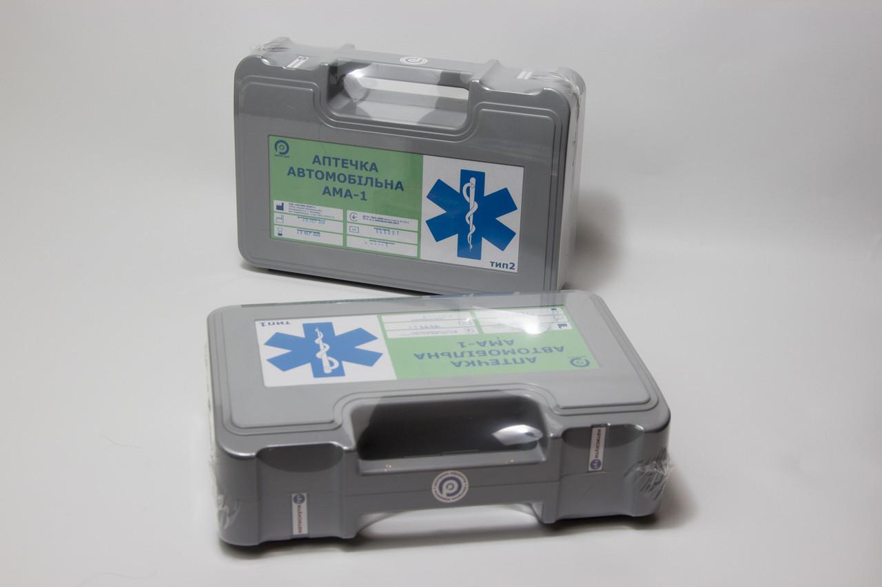 Аптечка медична автомобільна - 1 (АМА-1), тип 1 - фото 4