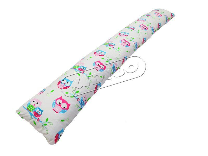 Подушка для беременных прямая Сова (с наволочкой)