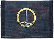 Бумажник флектарн с эмблемой MFH 30927B