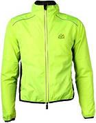 Велокуртка мужская Le Tour de France зелёная (L)