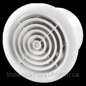 Вентилятор Вентс 125 ПФ, витяжний вентилятор, Україна