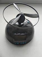 Часы электрон. с пропеллером