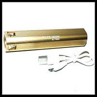 Ліхтар POLICE BL-T808A, аккум + USB PowerBank