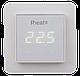 HEAE5430499, Z-wave термостат Heatit, настінний, білий, фото 4