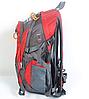 Городской спортивный рюкзак в стиле Deuter Mountain G25 красный  (46х27х18 см. V-35л.), фото 3