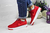 Кроссовки Nike Air Max (красные) кроссовки найк nike 4662