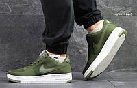 Кроссовки Nike Air Max (зеленые) кроссовки найк nike 4663