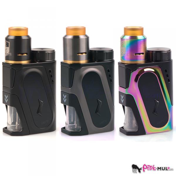 Электронная сигарета Ijoy CAPO Squonk Kit 3000mah Оригинал