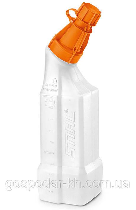 Бутылка для смешивания топлива 1л.