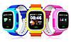 Детские часы Smart Baby Watch Q90S GPS трекером, фото 8