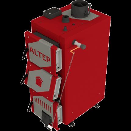 Твердотопливный котел длительного горения Altep (Альтеп) Classic 16 кВт, фото 2