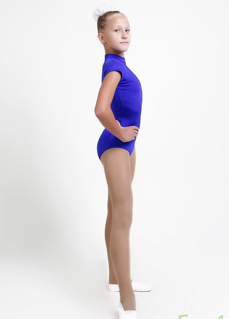 Детский купальник для спортивной гимнастики