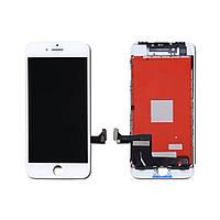 Apple iPhone 8 дисплей в зборі з тачскріном модуль білий