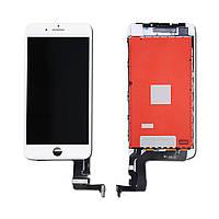 Apple iPhone 8 Plus дисплей в зборі з тачскріном модуль білий