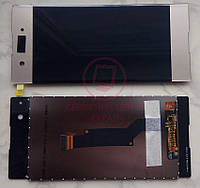 Sony Xperia XA1 Dual G3112 дисплей в зборі з тачскріном модуль золотий