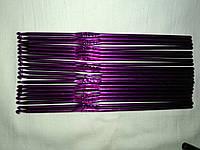 Набор металлических крючков для вязания 3.0мм