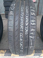 215/45R17 Continental ContiSportContact5