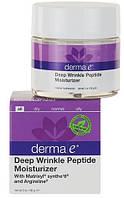 Увлажняющий пептидный крем против глубоких морщин *Derma E (США)*
