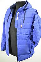 Молодежные куртки-жилетки