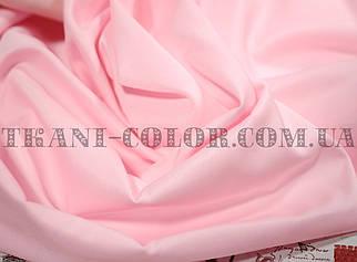 Костюмная ткань коттон мемори розовый