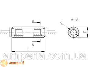 Зажим соединительный СВС-50-3, фото 2