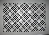 Решітка на батарею -екран №144, фото 2
