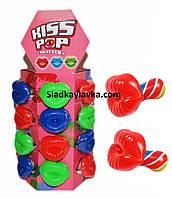 Леденец на стойке Kiss Pop 24 шт (Китай)