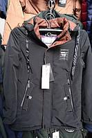 Демисезонная куртка-парка для мальчика (рр.140-164)